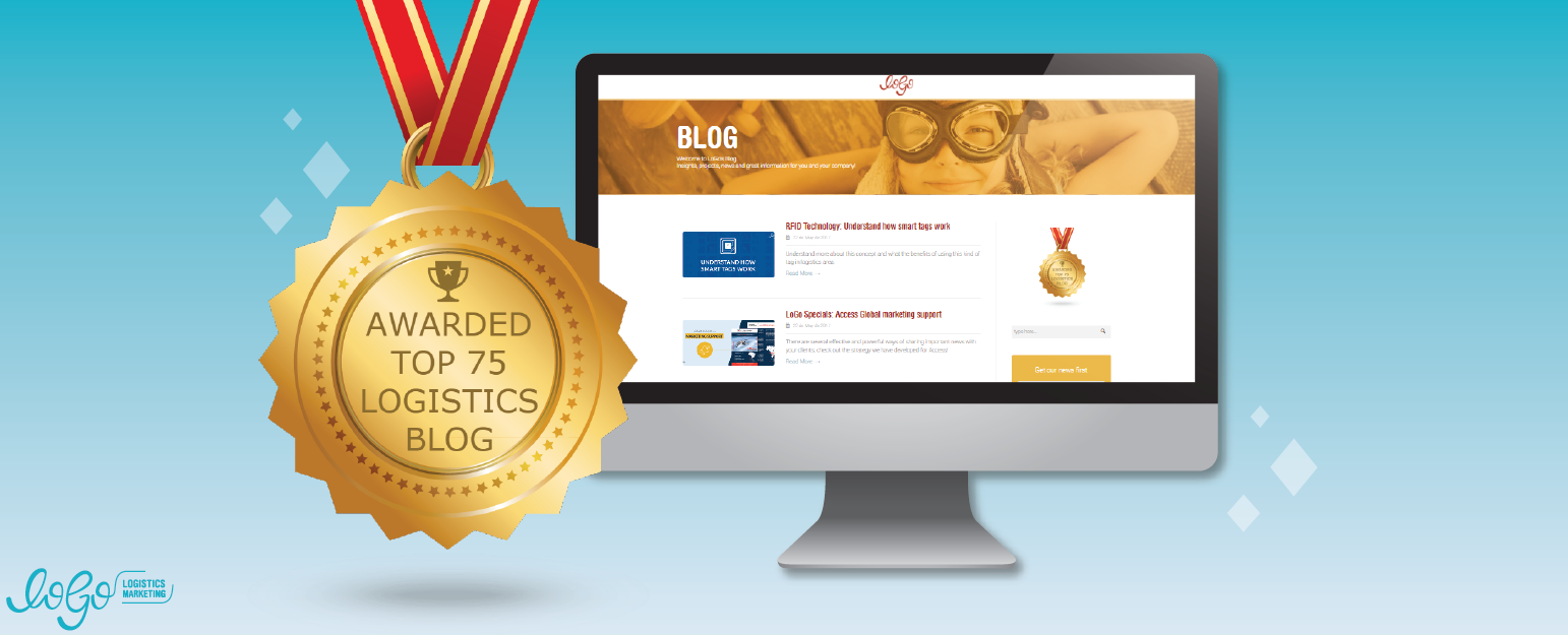 Top logistics blogs - LoGo