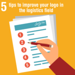 5 tips to improve your logo in the logistics field