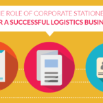 The role of corporate stationery for a successful logistics business