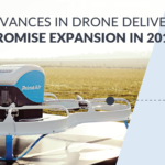 The advances in drone delivery promise expansion in 2017