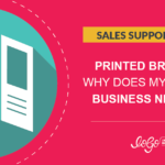Printed brochure: why does my logistics business need one?