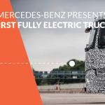 Mercedes-Benz presents first fully electric truck