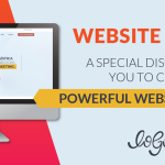 Website Season: a special discount for you to create a powerful logistics website like ours!