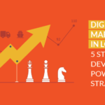 Digital marketing in logistics: 5 steps to develop a powerful strategy