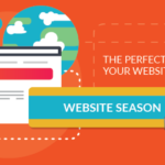 Website Season: The perfect time to build your website is now!