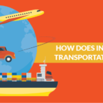 How does intermodal transportation work?