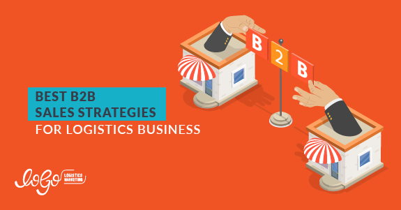 best b2b sales strategies